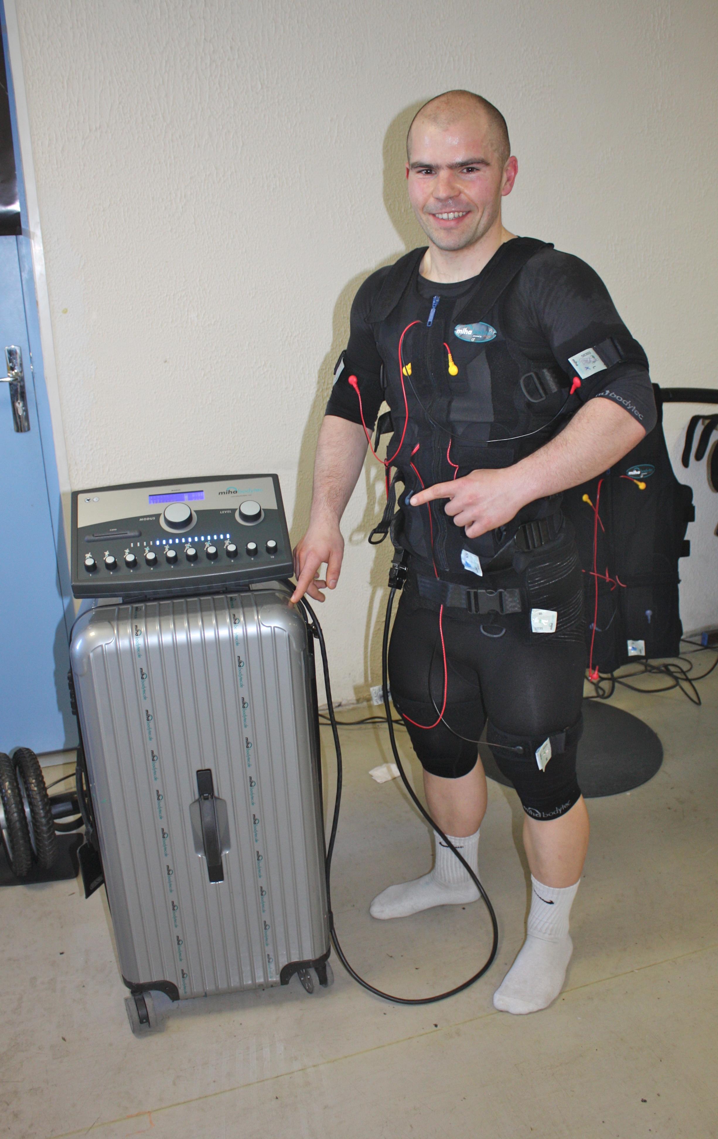 Nicolas GRAVISSE, professionnel du sport et sportif accompli lui même, futur doctorant en sciences du sport.