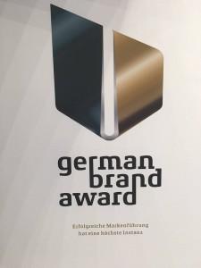 Affiche German Brand Award
